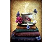 Puzzle Tea és könyvek
