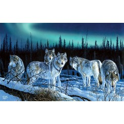 Puzzle Farkasok