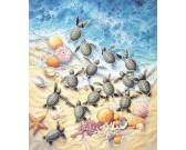 Puzzle Teknősök