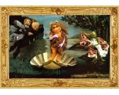 Puzzle Muppets - Vénusz születése