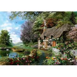 Puzzle Házikó
