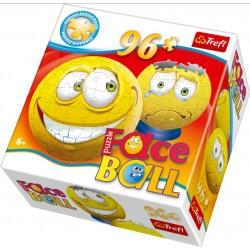 Puzzle Sárga - FACEBALL