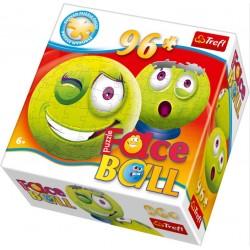 Puzzle Zöld - FACEBALL