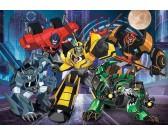 Puzzle Transformers - GYEREK PUZZLE