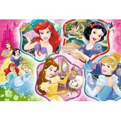 Puzzle Hercegnők - GYEREK PUZZLE
