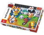 Puzzle Miki egér - foci - GYEREK PUZZLE