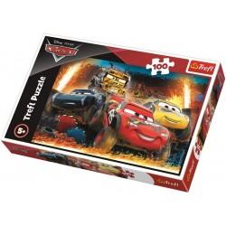 Puzzle Autók - éjszakai vezetés - GYEREK PUZZLE