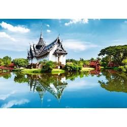 Puzzle A Sanphet Prasat palota