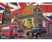 Puzzle London színei