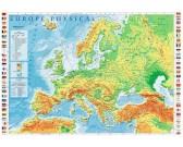 Puzzle Európa térképe