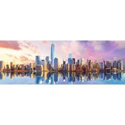 Puzzle Manhattan, New York - PANORAMATIKUS PUZZLE