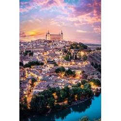 Puzzle Toledo, Spanyolország