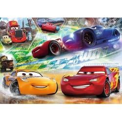 Puzzle Autók - verseny - GYEREK PUZZLE