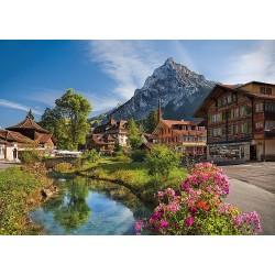 Puzzle Alpok nyáron
