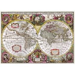 Puzzle Történelmi térkép