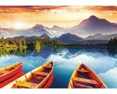 Puzzle Kristálytiszta tó