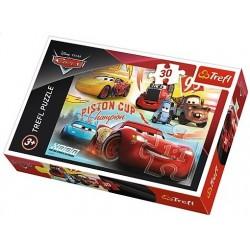 Puzzle Autók - GYEREK PUZZLE