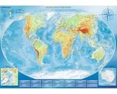 Puzzle A világ földrajzi térképe