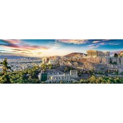 Puzzle Akropolisz, Athén - PANORAMATIKUS PUZZLE