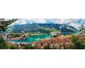 Puzzle Kotor, Montenegró - PANORAMATIKUS PUZZLE