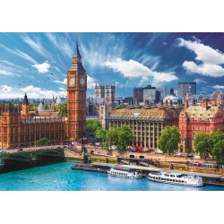 Puzzle Napsütéses nap Londonban
