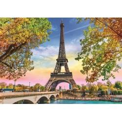 Puzzle Romantikus Párizs