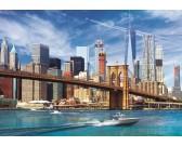 Puzzle Kilátás New York-ra