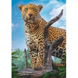 Puzzle Leopárd