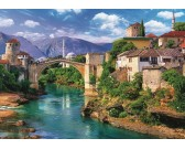 Puzzle Mostar, Bosznia és Hercegovina
