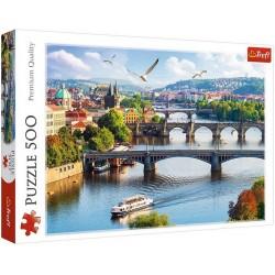 Puzzle Prága