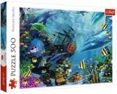 Puzzle A vízfelület alatt