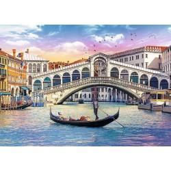 Puzzle Rialto híd, Velence